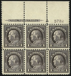 Sale Number 1111, Lot Number 559, 1917-19 Issues (Scott 481-505)1c-$1.00 1917-19 Issue (498-499, 501-504, 506-518), 1c-$1.00 1917-19 Issue (498-499, 501-504, 506-518)