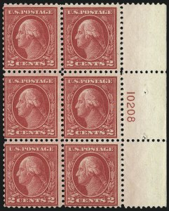 Sale Number 1111, Lot Number 564, 1917-19 Issues (Scott 481-505)2c Deep Rose, Ty. Ia (500), 2c Deep Rose, Ty. Ia (500)