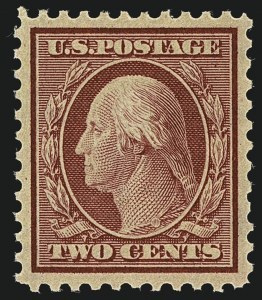 Sale Number 1111, Lot Number 584, 1917-19 Issues, Cont. (Scott 506-524)2c Carmine (519), 2c Carmine (519)