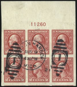 Sale Number 1111, Lot Number 600, 1918-21 Issues (Scott 525-550)2c Carmine, Ty. V, Imperforate (533), 2c Carmine, Ty. V, Imperforate (533)