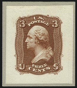 Sale Number 1113, Lot Number 2154, 1861-66 Issue: National Bank Note Co.National Bank Note Co., 3c First Design, Die and Plate Essays (65-E15b, 65-E15d, 65-E15f), National Bank Note Co., 3c First Design, Die and Plate Essays (65-E15b, 65-E15d, 65-E15f)