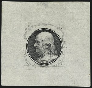 Sale Number 1113, Lot Number 2225, 1c-3c 1869 Pictorial Issue: National Bank Note Co.1c Black, Die Essay on India with Pencil Frame and Numeral (112-E3), 1c Black, Die Essay on India with Pencil Frame and Numeral (112-E3)