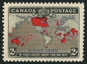 Sale Number 1114, Lot Number 153, Canada - Maple Leaf and Numeral IssueCANADA, 1898, 2c Imperial Penny Postage (85-86), CANADA, 1898, 2c Imperial Penny Postage (85-86)