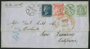 Sale Number 1114, Lot Number 795, Great BritainGREAT BRITAIN, 1856, 1sh Green (28; SG 71), GREAT BRITAIN, 1856, 1sh Green (28; SG 71)