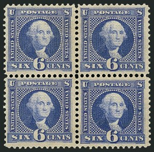 Sale Number 1115, Lot Number 2260, 1c-10c 1869 Pictorial Issue (Scott 112-116)6c Ultramarine (115), 6c Ultramarine (115)