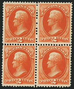 Sale Number 1116, Lot Number 3221, 1870-75 National and Continental Bank Note Co. Issues (Scott 134-179)2c Vermilion (178), 2c Vermilion (178)