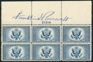 Sale Number 1116, Lot Number 3425, Air Post incl. Specialized Air Post Special Delivery 16c Dark Blue, Air Post Special Delivery (CE1), 16c Dark Blue, Air Post Special Delivery (CE1)