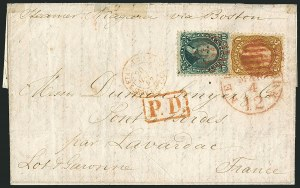 Sale Number 1117, Lot Number 4098, 1861-68 Issue5c Buff (67), 5c Buff (67)