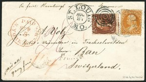 Sale Number 1117, Lot Number 4106, 1861-68 Issue5c Red Brown (75), 5c Red Brown (75)
