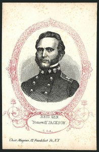 Sale Number 1117, Lot Number 4460, Civil War Postal History: Angell Cover and Magnus DesignsMagnus Confederate Cartes de Visites, Magnus Confederate Cartes de Visites