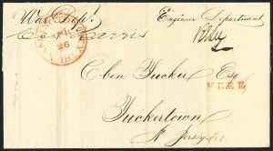 Sale Number 1117, Lot Number 4475, Confederate States: Jefferson Davis, Robert E. Lee, othersRobert E. Lee, Robert E. Lee