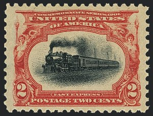 Sale Number 1118, Lot Number 186, 1901 Pan-American Issue Stamps2c Pan-American (295), 2c Pan-American (295)