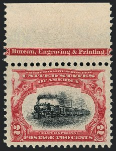 Sale Number 1118, Lot Number 187, 1901 Pan-American Issue Stamps2c Pan-American (295), 2c Pan-American (295)