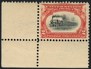Sale Number 1118, Lot Number 188, 1901 Pan-American Issue Stamps2c Pan-American (295), 2c Pan-American (295)