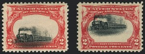 Sale Number 1118, Lot Number 190, 1901 Pan-American Issue Stamps2c Pan-American (295), 2c Pan-American (295)