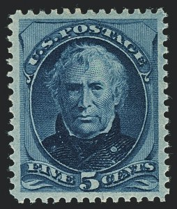 Sale Number 1122, Lot Number 95, 1873-75 Continental Bank Note Co. Issues (Scott 156-179)5c Blue (179), 5c Blue (179)
