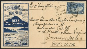 Sale Number 1125, Lot Number 815, Columbian and Later Issues5c Trans-Mississippi (288), 5c Trans-Mississippi (288)