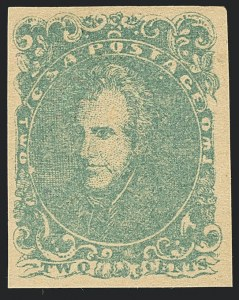 Sale Number 1125, Lot Number 956, Confederate States: General Issues off Cover2c Green (3), 2c Green (3)