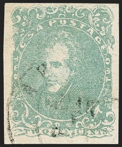 Sale Number 1132, Lot Number 3233, General Issue Stamps and Covers2c Green (3), 2c Green (3)
