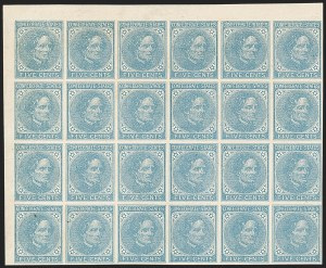 Sale Number 1132, Lot Number 3237, General Issue Stamps and Covers5c Light Blue, De La Rue, 5c Blue, Local (6-7), 5c Light Blue, De La Rue, 5c Blue, Local (6-7)