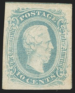 Sale Number 1132, Lot Number 3241, General Issue Stamps and Covers10c Blue, Frameline (10), 10c Blue, Frameline (10)