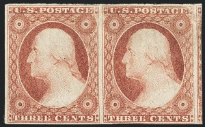 Sale Number 1133, Lot Number 69, 1851-56 Issue (Scott 5-17)3c Dull Red (11A), 3c Dull Red (11A)