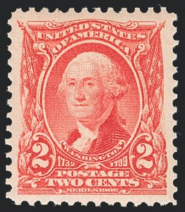 Sale Number 1138, Lot Number 1510, 1902-1908 Issue (Scott 301-319c)2c Carmine (301), 2c Carmine (301)