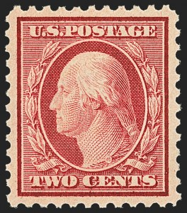 Sale Number 1138, Lot Number 1656, 1912-23 Issue (Scott 519-550)2c Carmine (519), 2c Carmine (519)