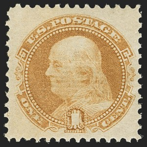 Sale Number 1140, Lot Number 467, 1869 Pictorial Issue (Scott 112-122)1c Buff (112), 1c Buff (112)