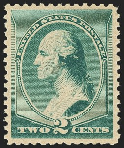 Sale Number 1140, Lot Number 570, 1879-88 American Bank Note Co. Issues (Scott 182-218)2c Green (213), 2c Green (213)