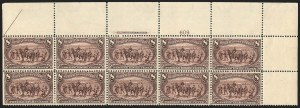 Sale Number 1140, Lot Number 689, 1c-50c 1898 Trans-Mississippi Issue (Scott 285-291)8c Trans-Mississippi (289), 8c Trans-Mississippi (289)