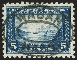 Sale Number 1140, Lot Number 841, 1913-15 Panama-Pacific Issue (Scott 397-404)5c Panama-Pacific, Perf 10 (403), 5c Panama-Pacific, Perf 10 (403)