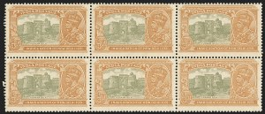 "Sale Number 1143, Lot Number 3403, India - King Edward VII to DateINDIA, 1931, -1/4a Brown & Olive Green, ""FURANA"" Error (SG 226a; Scott 129 var), INDIA, 1931, -1/4a Brown & Olive Green, ""FURANA"" Error (SG 226a; Scott 129 var)"