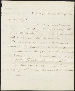 Sale Number 1143, Lot Number 3492, NepalNEPAL, 1815 Anglo-Nepalese War Letter, NEPAL, 1815 Anglo-Nepalese War Letter