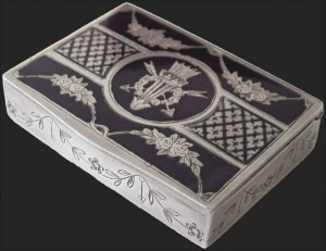 Sale Number 1143, Lot Number 3598, Stamp BoxesTiffany & Co., France, Tiffany & Co., France
