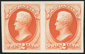 Sale Number 1145, Lot Number 404, 1870-93 Bank Note Issues2c Vermilion, Imperforate (178a), 2c Vermilion, Imperforate (178a)