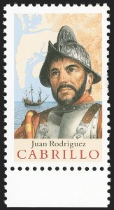 Sale Number 1145, Lot Number 677, Modern Errors (Scott 2438e thru 2853b)29c Juan Rodriquez Cabrillo, Black Engraved Omitted (2704a), 29c Juan Rodriquez Cabrillo, Black Engraved Omitted (2704a)
