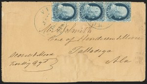 Sale Number 1146, Lot Number 1385, 1851-57 Issues1c Blue, Ty. II (20), 1c Blue, Ty. II (20)