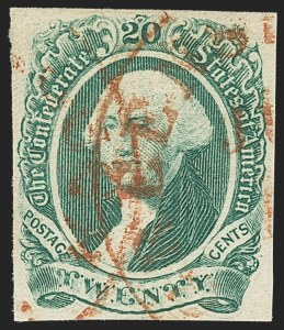 Sale Number 1146, Lot Number 1646, Civil War: Confederate General Issues20c Green (13), 20c Green (13)