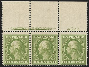 Sale Number 1148, Lot Number 136, Eight-Cent Olive Green (Scott 363)8c Olive Green, Bluish (363), 8c Olive Green, Bluish (363)