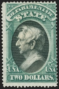 Sale Number 1150, Lot Number 1174, Officials: State Department1c-$2.00 State (O57-O68), 1c-$2.00 State (O57-O68)