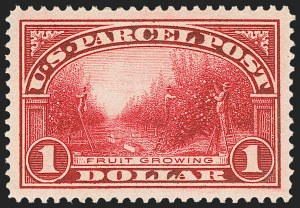 Sale Number 1150, Lot Number 1295, Parcel Post$1.00 Parcel Post (Q12), $1.00 Parcel Post (Q12)