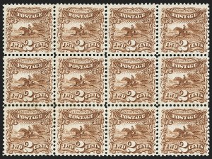 Sale Number 1150, Lot Number 716, 1c-24c 1869 Pictorial Issue (Scott 112-120)2c Brown (113), 2c Brown (113)