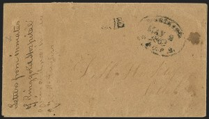 Sale Number 1151, Lot Number 1827, Railroads and TelegraphsWartrace N. & C. R. R. May 2, 1863, Wartrace N. & C. R. R. May 2, 1863