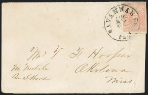 Sale Number 1151, Lot Number 1857, Confederate Group LotsLithograph Issues, Cover Balance (1-2, 4-5), Lithograph Issues, Cover Balance (1-2, 4-5)