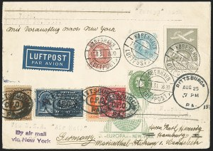Sale Number 1155, Lot Number 3233, Air Post and Flight Covers10c Blue, Special Delivery (E5), 10c Blue, Special Delivery (E5)