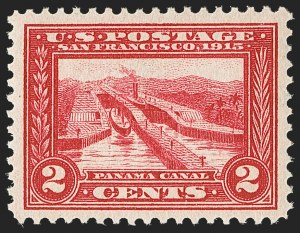 Sale Number 1156, Lot Number 3562, 1913-15 Panama-Pacific Issue (Scott 397-404)1c-2c Panama-Pacific (397-398), 1c-2c Panama-Pacific (397-398)