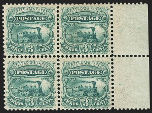 Sale Number 1158, Lot Number 4033, 1869 Issue, 3c Locomotive Essays (Scott 114-E)3c Small Numeral, Plate Essay on Stamp Paper, Perforated 12, Grilled (114-E6d), 3c Small Numeral, Plate Essay on Stamp Paper, Perforated 12, Grilled (114-E6d)
