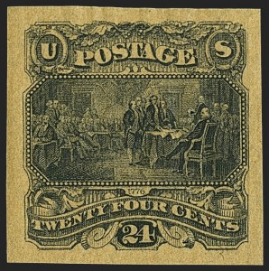 Sale Number 1158, Lot Number 4084, 1869 Issue, 24c Declaration of Independence Essays (Scott 120-E)24c Black on Tinted Paper, Small Numeral Plate Essays on India (120-E2c thru 120-E2f, 120-E2h, 120-E2j), 24c Black on Tinted Paper, Small Numeral Plate Essays on India (120-E2c thru 120-E2f, 120-E2h, 120-E2j)