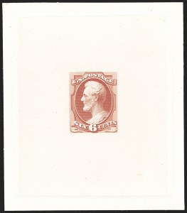 Sale Number 1158, Lot Number 4198, 1870-88 Bank Note Issues Proof Sets1c-90c 1870-71 National Bank Note Co., Large Die Proofs on Card (145P1-155P1), 1c-90c 1870-71 National Bank Note Co., Large Die Proofs on Card (145P1-155P1)